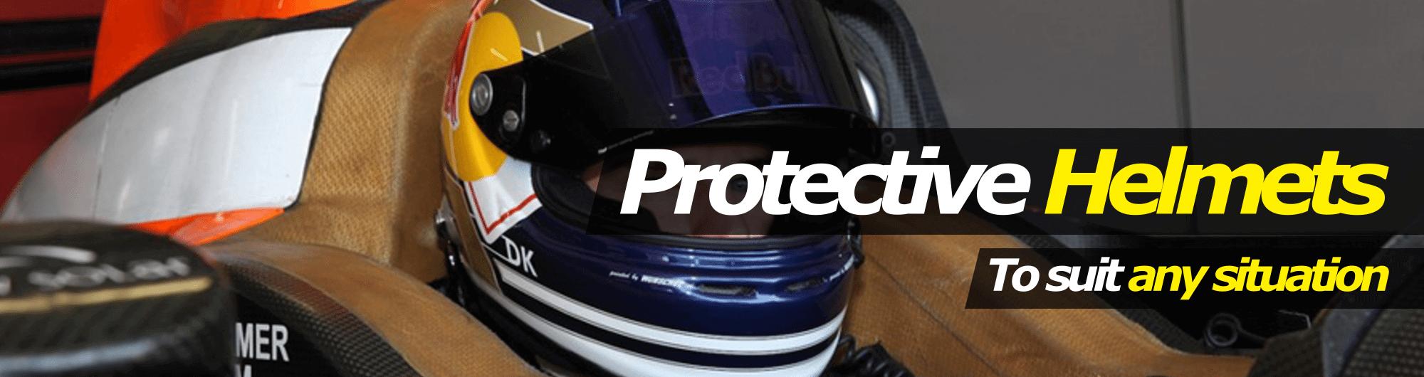 Protective Helmets Slider