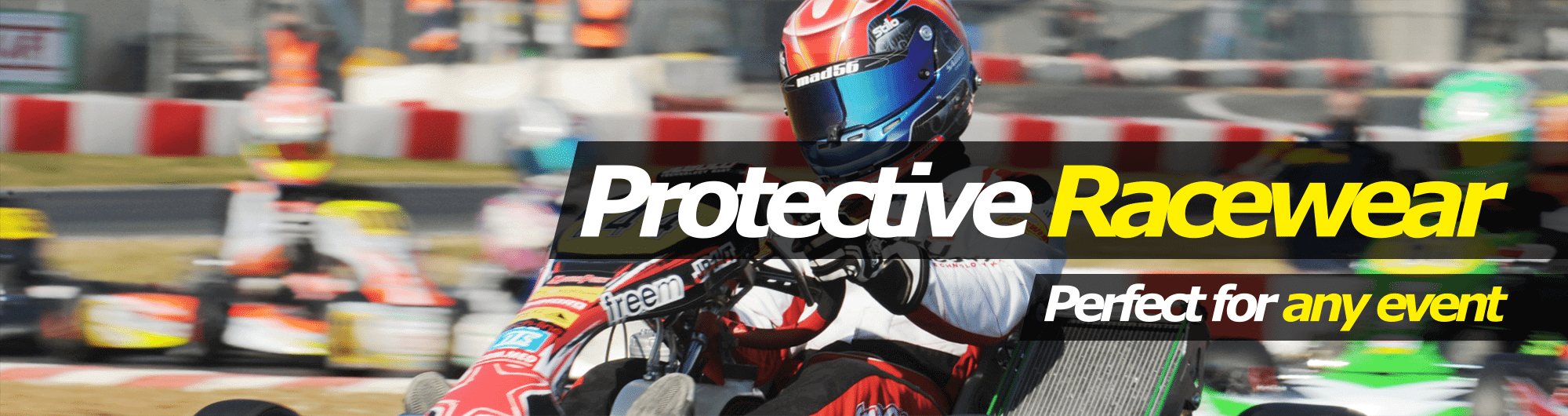 Protective Racewear Slider