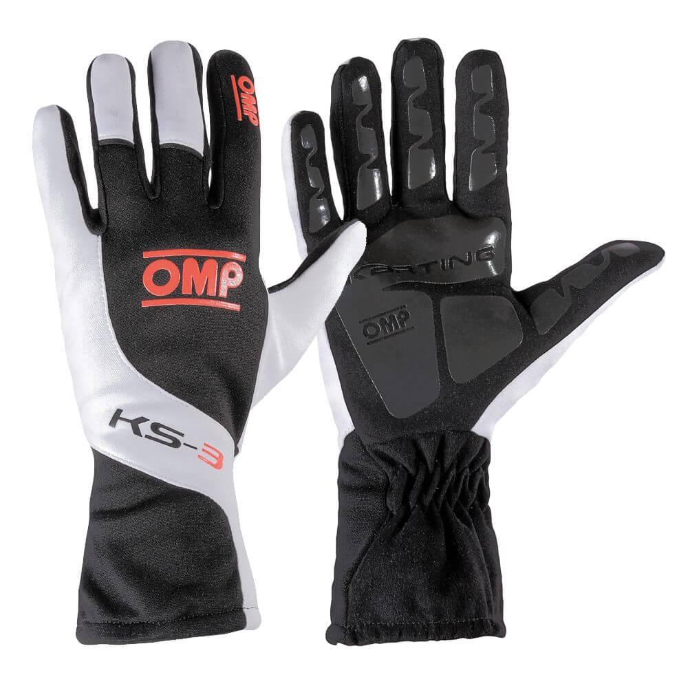 Omp Sport Gloves: OMP KS-3 Junior Kart Gloves