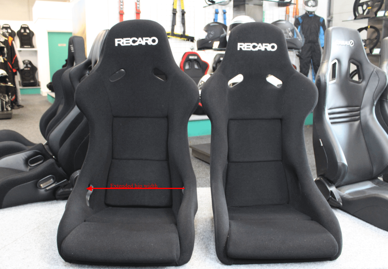recaro pole position abe vs recaro pole position fia. Black Bedroom Furniture Sets. Home Design Ideas